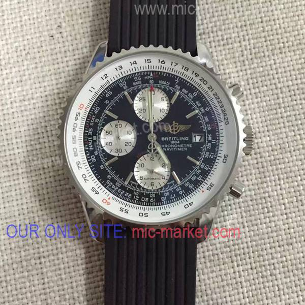Best Replica Breitling Red Edition Speciale Navitimer Mens Watch