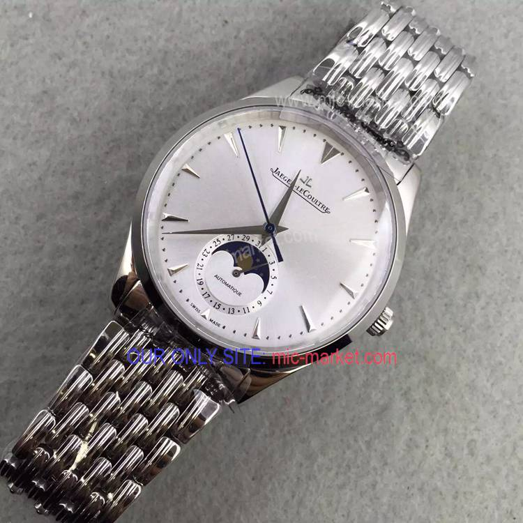 Copy Jaeger-LeCoultre original watches white shell
